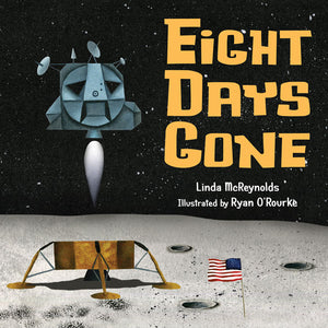 Eight Days Gone book cover