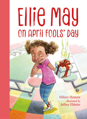 Ellie May on April Fools' Day book cover