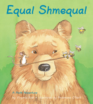 Equal Shmequal book cover