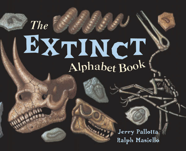 The Extinct Alphabet Book