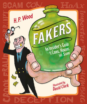Fakers book cover