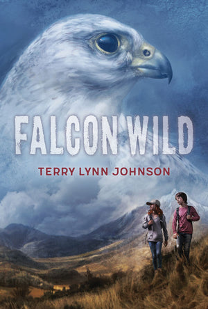 Falcon Wild book cover