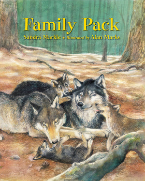 Family Pack book cover