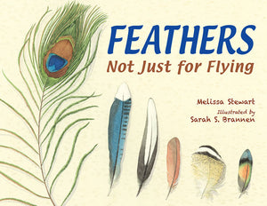 Feathers book cover