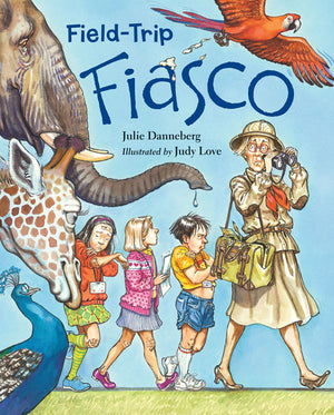 Field-Trip Fiasco book cover
