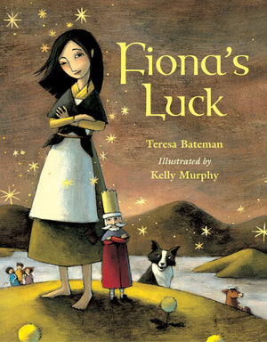 Fiona's Luck book cover