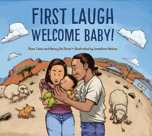 First Laugh — Welcome, Baby! book cover