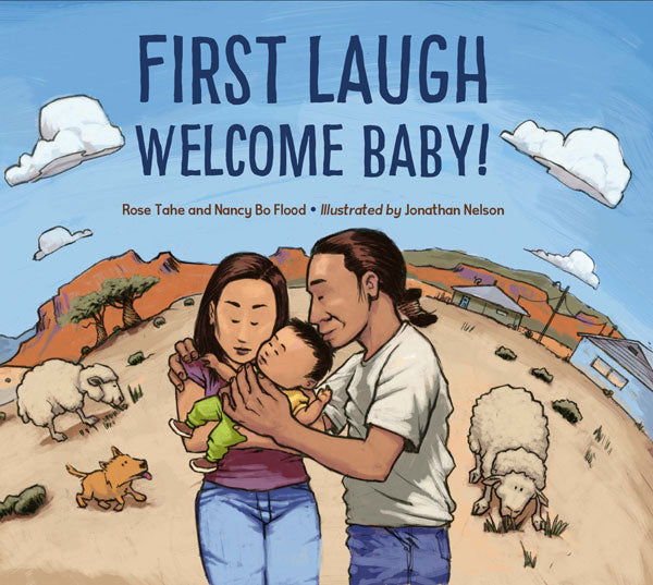 First Laugh — Welcome, Baby!