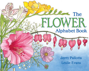 The Flower Alphabet Book cover image