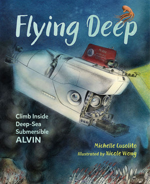 Flying Deep book cover