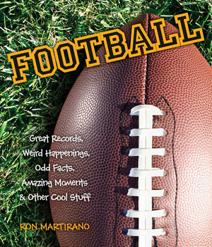 Football book cover image