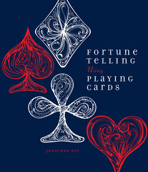 Fortune Telling Using Playing Cards book cover image