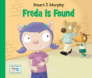 Freda Is Found book cover