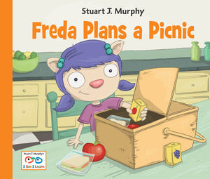 Freda Plans a Picnic book cover