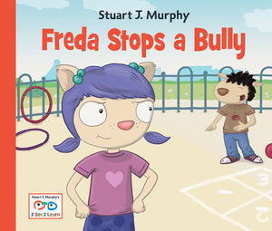 Freda Stops a Bully book cover