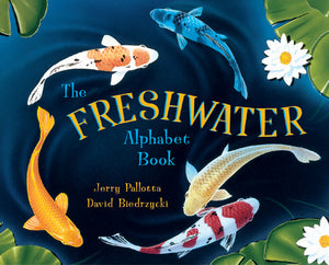 The Freshwater Alphabet Book cover image