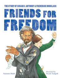 Friends for Freedom book cover