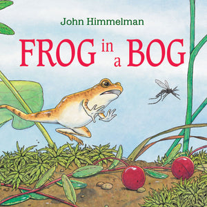Frog in a Bog book cover