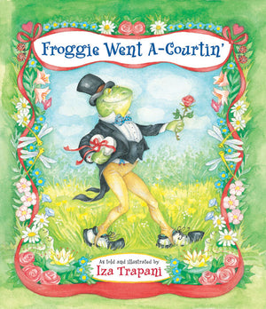 Froggie Went A-Courtin' book cover