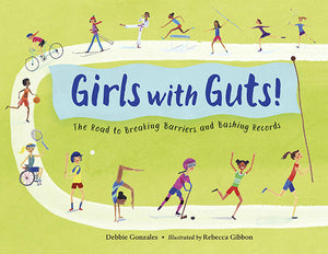 Girls with Guts! book cover