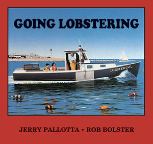 Going Lobstering book cover