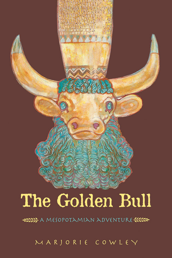 The Golden Bull: A Mesopotamian Adventure