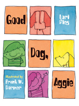 Good Dog, Aggie book cover