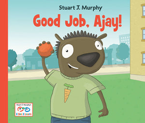 Good Job, Ajay! book cover