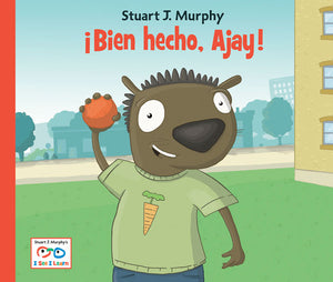 ¡Bien hecho, Ajay! book cover