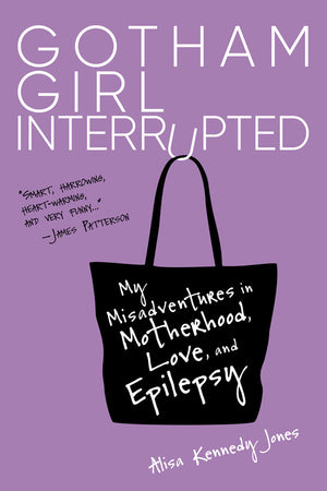 Gotham Girl Interrupted book cover image