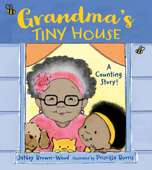 Grandma's Tiny House book cover