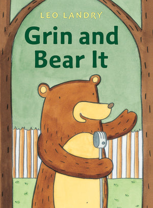 Grin and Bear It book cover