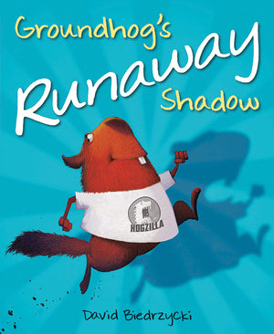 Groundhog's Runaway Shadow book cover