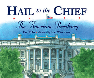 Hail to the Chief book cover