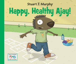Happy, Healthy Ajay! book cover