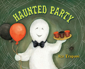 Haunted Party book cover