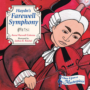 Haydn's Farewell Symphony book cover