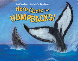 Here Come the Humpbacks! book cover