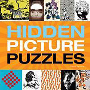 Hidden Picture Puzzles book cover image
