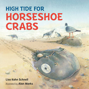High Tide for Horseshoe Crabs book cover