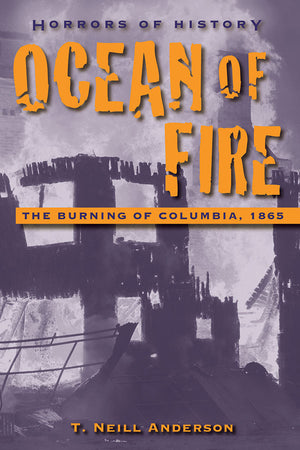 Horrors of History: Ocean of Fire book cover