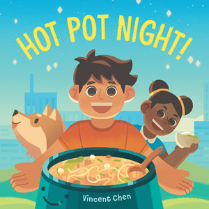 Hot Pot Night! book cover