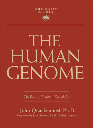 Curiosity Guides: The Human Genome book cover image