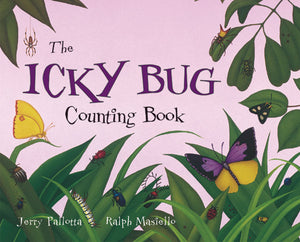 The Icky Bug Counting Book cover image