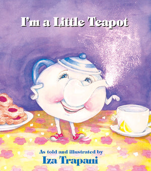 I'm a Little Teapot book cover