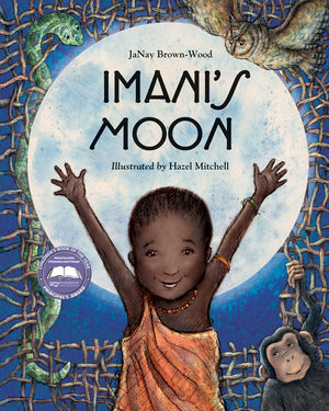 Imani's Moon book cover