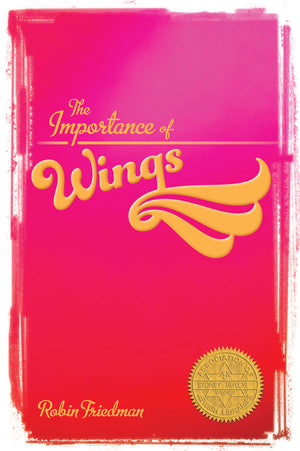 The Importance of Wings book cover