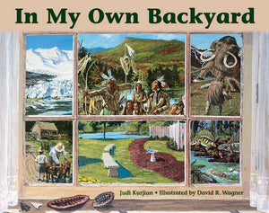 In My Own Backyard book cover