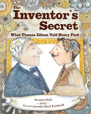 The Inventor's Secret book cover