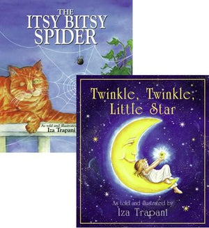 The Itsy Bitsy Spider & Twinkle Twinkle Little Star Bundle